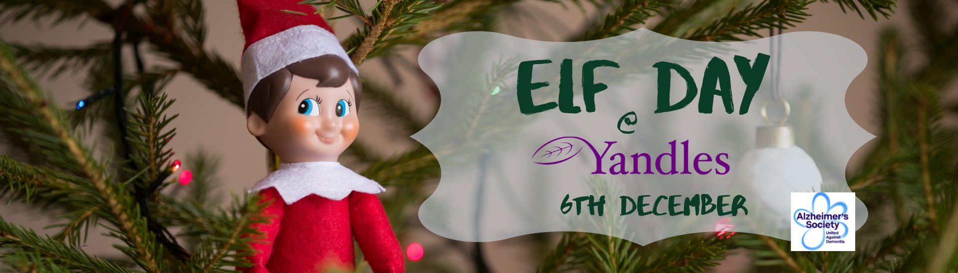 Elf Day for Alzheimers Society