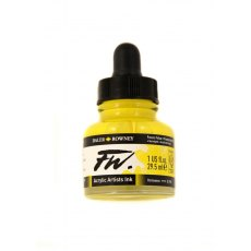Fw Ink 29.5ml Process Yellow