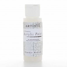 docrafts artiste Speciality Medium (2oz) - Crackle Medium