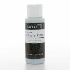 Docrafts Artiste Speciality Medium (2oz) - Glitter Varnish