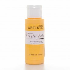 Artiste Acrylic Paint (2oz) - Golden Sun