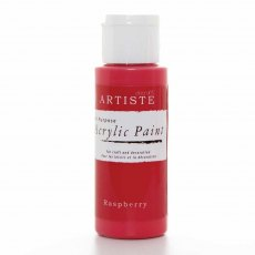 Artiste Acrylic Paint (2oz) - Raspberry