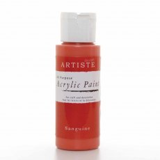 Artiste Acrylic Paint (2oz) - Sanguine