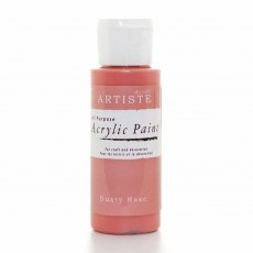 Artiste Acrylic Paint (2oz) - Dusty Rose
