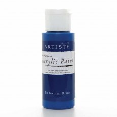 Acrylic Paint (2oz) - Bahama Blue