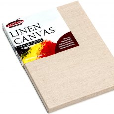 Loxley Linen C. Gesso Canvas Boxes of 5