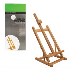 Daler Rowney - Simply - Wooden Table Easel