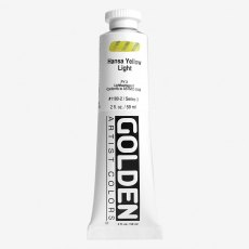 Golden Heavy Body 60ml Hansa Yellow Light III 59ml
