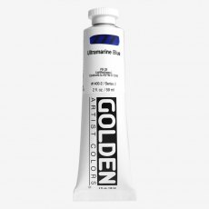 Golden Heavy Body Ultra Blue II Acrylic 59ml