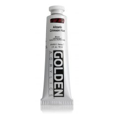 Golden Heavy Body Alizarin Crimson Hue VII Acrylic 59ml