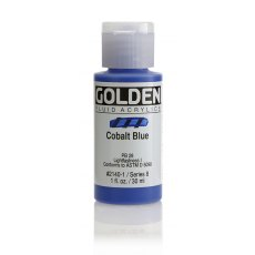 Golden Fluid Cobalt Blue VIII 30ml