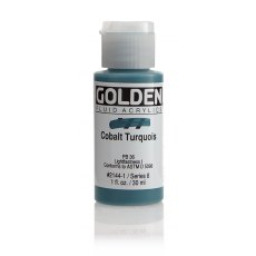 Golden Fluid Cobalt Turquois VIII 30ml