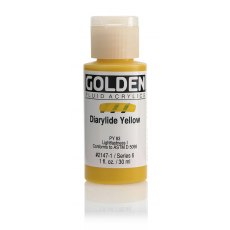 Golden Fluid Dairylide Yellow VI 30ml