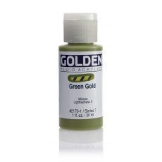 Golden Fluid Green Gold VII 30ml