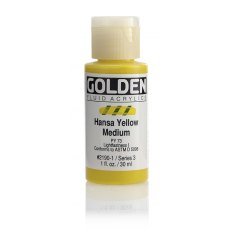 Golden Fluid Hansa Yellow Medium III 30ml