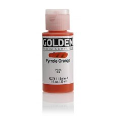 Golden Fluid Pyrrole Orange VIII 30ml