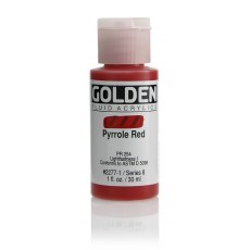 Golden Fluid Pyrrole Red VIII 30ml