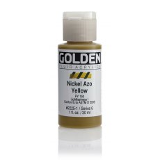 Golden Fluid Quinacridone Nickel Azo Gold VII 30ml