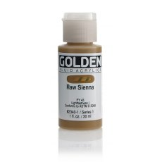 Golden Fluid Raw Sienna I 30ml