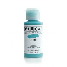 Golden Fluid Teal III 30ml