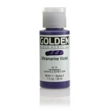 Golden Fluid Ultramarine Violet IV 30ml