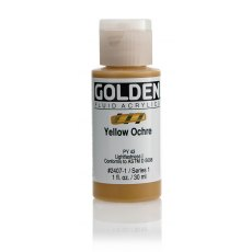 Golden Fluid Yellow Ochre I 30ml