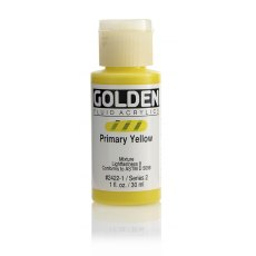 Golden Fluid Primary Yellow II 30ml