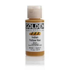 Golden Fluid Indian Yellow Hue IV 30ml