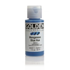 Golden Fluid Manganese Blue Hue I 30ml