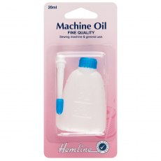 Machine Oil: 20ml