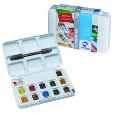 Van Gogh Pocket box Water Colour set
