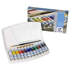 Van Gogh Water Colour Painting Tubes - 12 Set