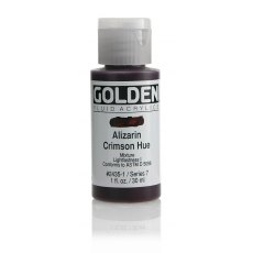 Golden Fluid Alizarin Crimson Hue VII 30ml