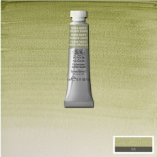 W&N PROFESSIONAL WATERCOLOUR 5ML TBE TERRE VERTE YELLOW SH