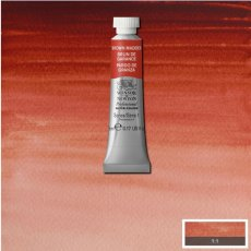 W&N PROFESSIONAL WATERCOLOUR 5ML TBE BROWN MADDER