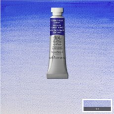 W&N PROFESSIONAL WATERCOLOUR 5ML TBE COB BLUE DEEP NY-0102