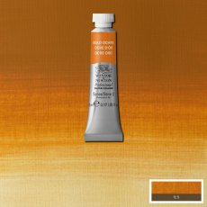 W&N PROFESSIONAL WATERCOLOUR 5ML TBE GOLD OCHRE
