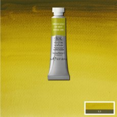 W&N PROFESSIONAL WATERCOLOUR 5ML TBE GREEN GOLD