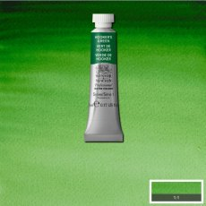 W&N PROFESSIONAL WATERCOLOUR 5ML TBE HOOKER'S GREEN