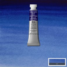 W&N PROFESSIONAL WATERCOLOUR 5ML TBE INDANTHRENE BLUE