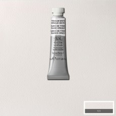 W&N PROFESSIONAL WATERCOLOUR 5ML TBE TITANIUM WHITE