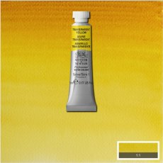 W&N PROFESSIONAL WATERCOLOUR 5ML TBE TRANSPARENT YELLOW
