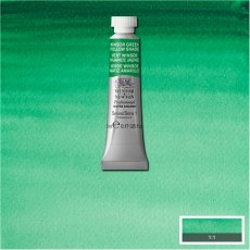 W&N PROFESSIONAL WATERCOLOUR 5ML TBE WINSOR GREEN YELLOW SH
