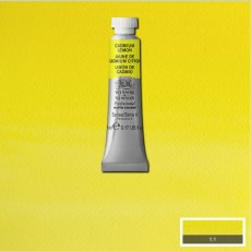 W&N PROFESSIONAL WATERCOLOUR 5ML TBE CADMIUM LEMON NY-0102