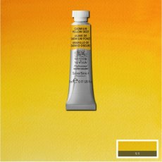 W&N PROFESSIONAL WATERCOLOUR 5ML TBE CAD YELLOW DP NY-0102