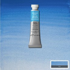 W&N PROFESSIONAL WATERCOLOUR 5ML TBE CERULEAN BLUE