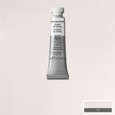 W&N PROFESSIONAL WATERCOLOUR 5ML TBE CHINA WHITE NY-0102
