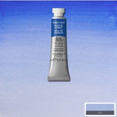 W&N PROFESSIONAL WATERCOLOUR 5ML TBE COBALT LIGHT BLUE