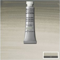 W&N PROFESSIONAL WATERCOLOUR 5ML TBE DAVY'S GRAY