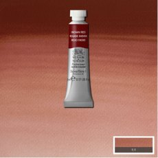 W&N PROFESSIONAL WATERCOLOUR 5ML TBE INDIAN RED